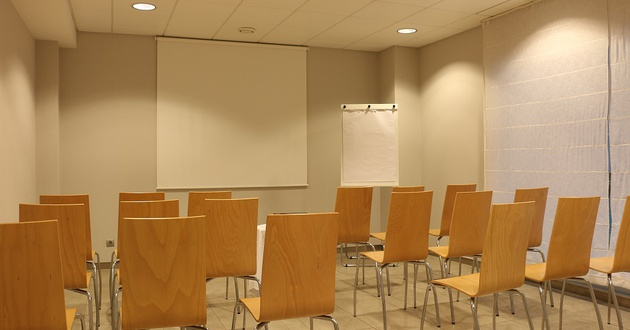 Iridio meeting room HLG CityPark Sant Just Hotel