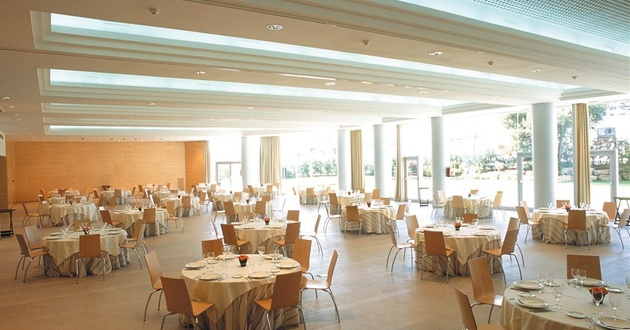 Platino meeting room HLG CityPark Sant Just Hotel