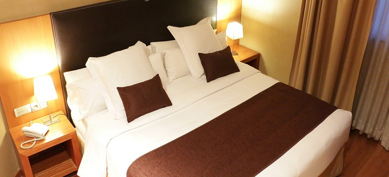 STANDARD DOUBLE ROOM HLG CityPark Sant Just Hotel