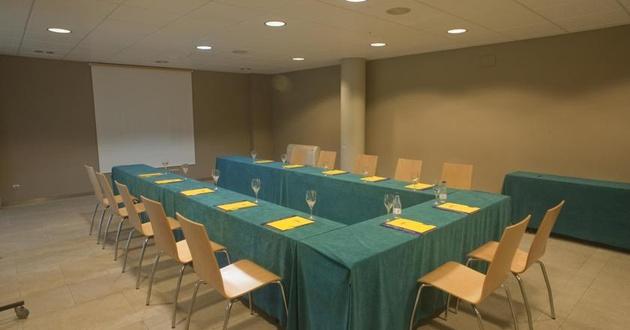 Foyer meeting room HLG CityPark Sant Just Hotel