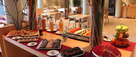 BREAKFAST BUFFET HLG CityPark Sant Just Hotel
