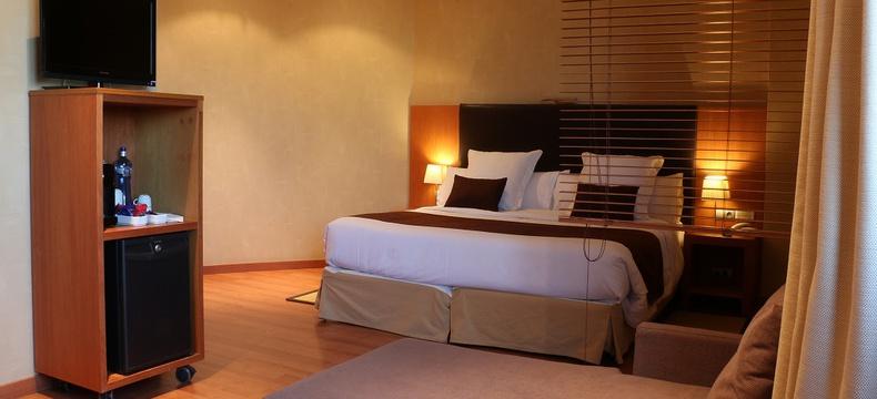 JUNIOR SUITE HLG CityPark Sant Just Hotel