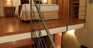 DUPLEX ROOM HLG CityPark Sant Just Hotel